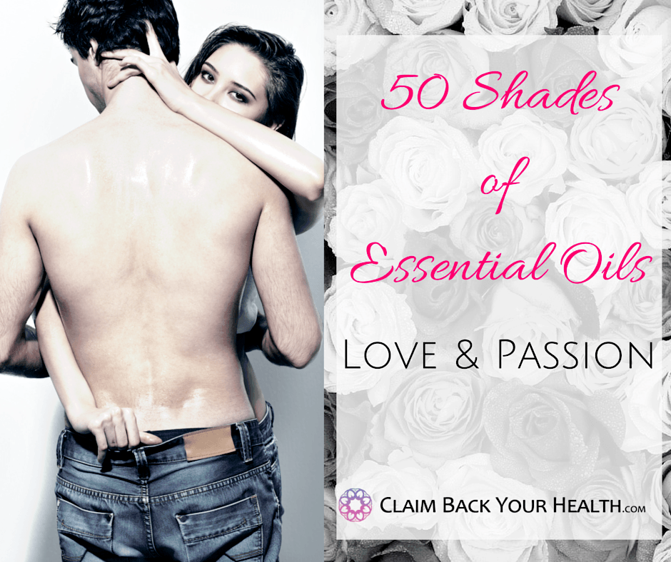 50 Shades of Essential Oils - Etherische oliën en seks